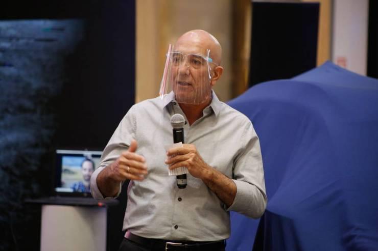 Ricardo Carrizosa, gerente de Volkswagen Paraguay, dio detalles del nuevo integrante de la marca.