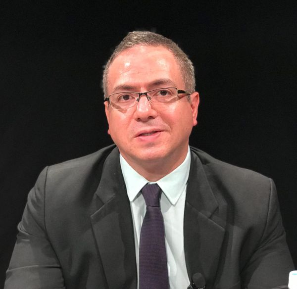 Mario Romero Lévera, director de la Red de Inversiones y Exportaciones (Rediex). Foto: Gentileza.