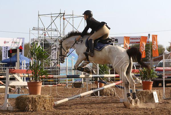 Las competencias ecuestres son uno de los principales atractivos de esta región del país.FOTO:CARLOS JURI