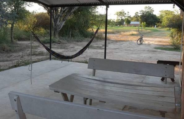 Iparoma, un sitio ideal para un descanso reparador. Foto: Gentileza.