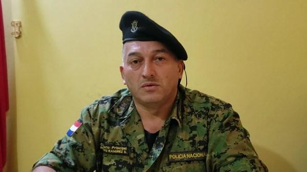 Comisario Rodolfo Ramírez.