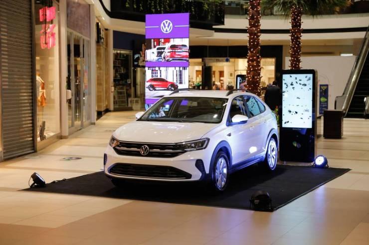 Diseño innovador y nuevos conceptos de conectividad y transmisión se destacan en el Nivus. Foto: Gentileza.