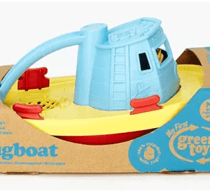 Sleepboot – gerecycled – Green toys