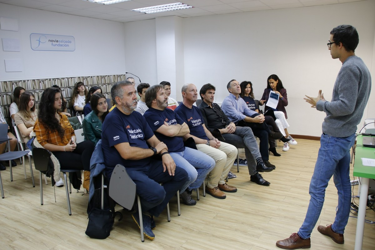 Telefónica - Lanaldi Eguna (2018 Urria)