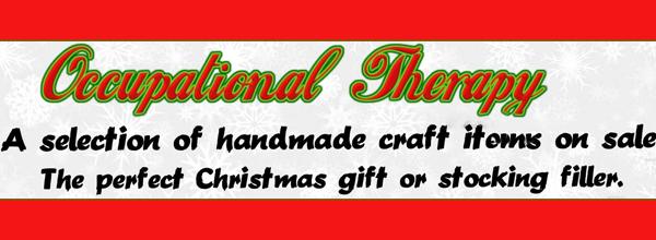 OT Arts & Crafts - Christmas 2015