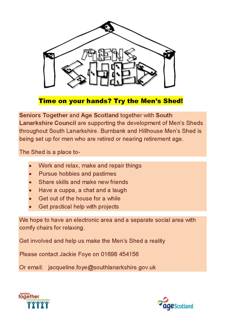 Mens Shed - Feb 2016