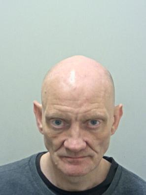 Paul Emsley, jailed for 32 months for breaching a sexual harm prevention order