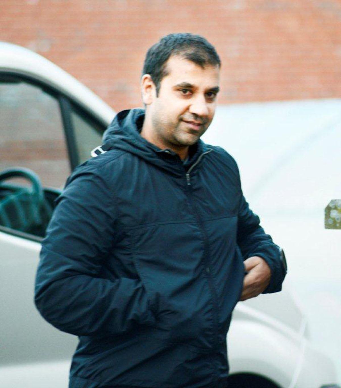 Lancashire Telegraph: Imran Hussain