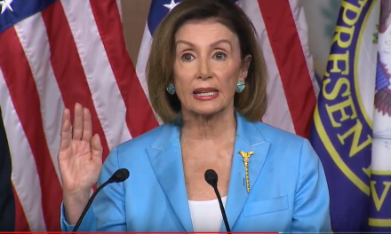 Nancy Pelosi just masterfully backed Trump into a legislative corner