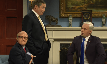 Matthew Broderick helps Mike Pence with impeachment strategy on SNL