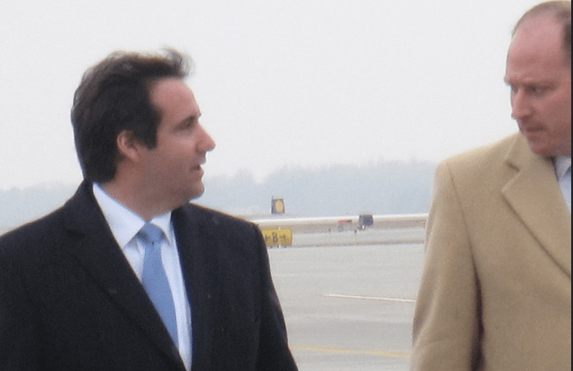 Michael Cohen's quid pro quo during the Russia investigation finally revealed
