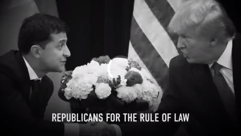 Some Republicans are actually standing up for the rule of law