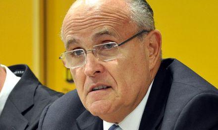 Anti-masker Rudy Giuliani hospitalized after testing positive for coronavirus