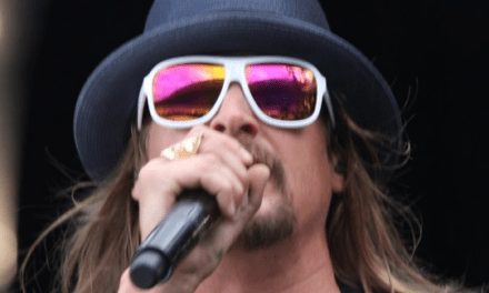 Kid Rock admits he's a racist on stage in Nashville