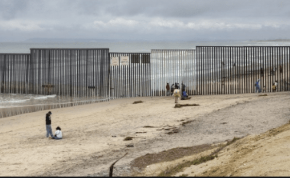 Trump's impenetrable wall is being beaten by a common tool