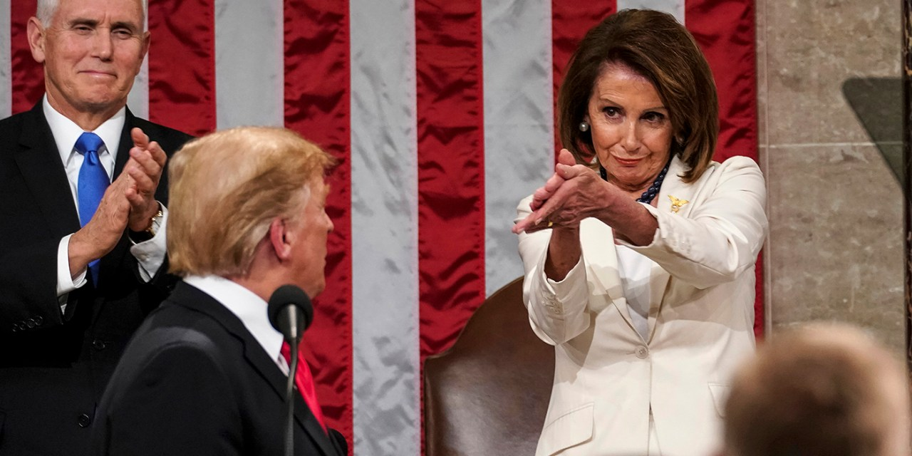 Nancy Pelosi humiliates Trump by turning his hateful insult against him