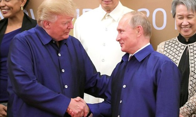 Trump administration trying to kill new bipartisan package of sanctions on Russia
