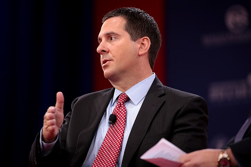 Devin Nunes gets busted for hiding how he is paying for all his frivolous lawsuits