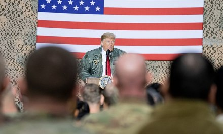 REPORT: Trump is now at war with the Pentagon over his own irresponsible actions