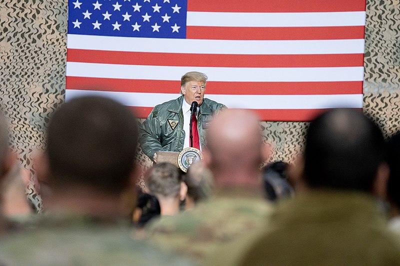 Pentagon denies Trump a traditional farewell ceremony