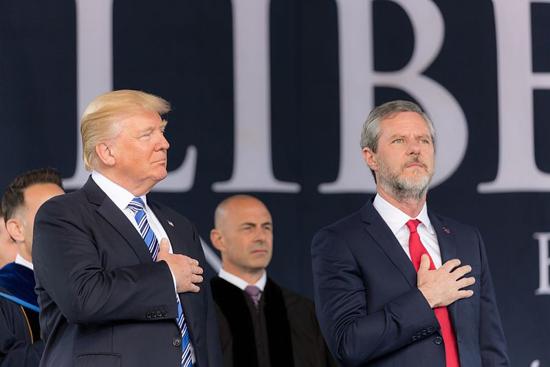 Evangelical woman blasts church leaders for still supporting Trump
