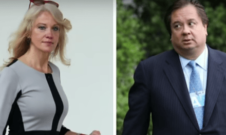 George Conway finally calls out Kellyanne for sticking with Trump cult