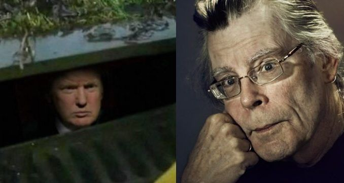 Stephen King eviscerates the GOP's bogus argument against impeaching Trump