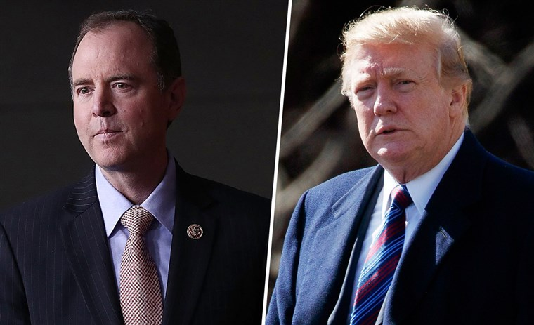 Adam Schiff unloads on Trump: He 'doesn't give a sh*t about America'