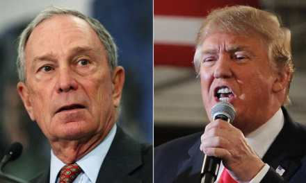 Bloomberg will spend $2 billion to guarantee Trump is a one-term POTUS