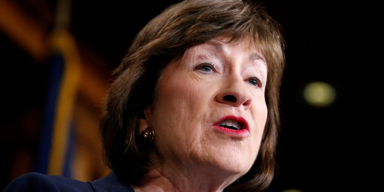 Voters in Maine say they're sick of Susan Collins and her 'wavering' on impeachment