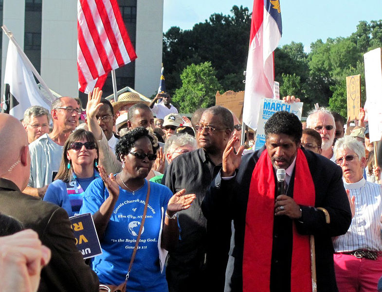 Reverend William Barber explains why Trump evangelicals face a coming reckoning