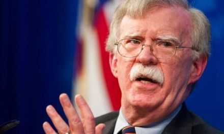 Fox News is now referring to ultra conservative John Bolton as a 'tool for the left'