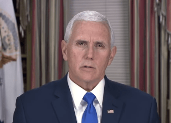 Mike Pence falsely blames Iran for 9/11 attacks