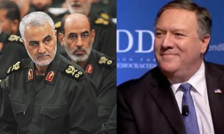 Pompeo admits assassinated Iranian general posed no threat to the U.S. homeland