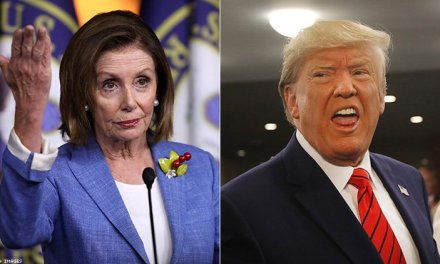Pelosi fires back at Trump after he posts misleading video