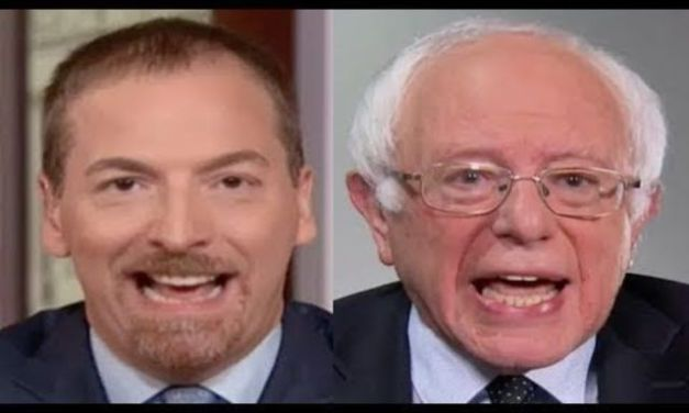 MSNBC's Chuck Todd in very hot water after comparing Bernie's supporters to Nazi 'brownshirts'