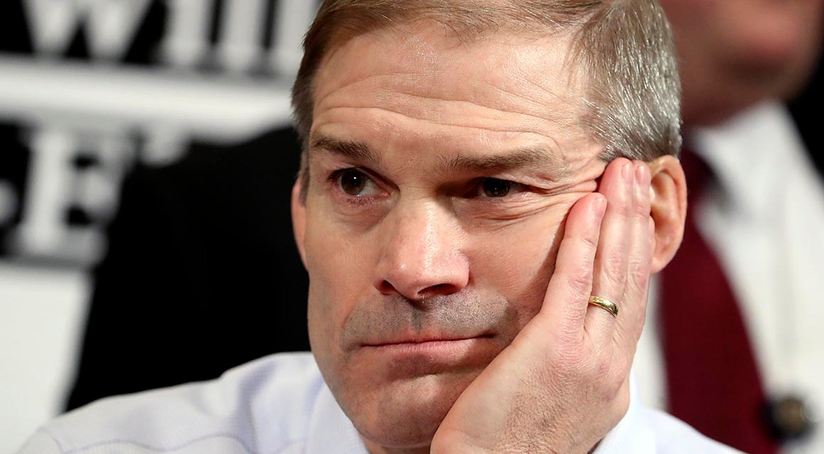 Jim Jordan just got a promotion, and Twitter is exploding with mockery
