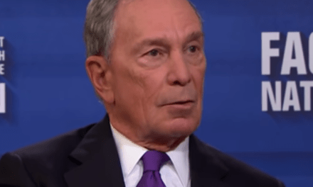 Trump goes on late night rant proving that he's frightened of real billionaire Mike Bloomberg
