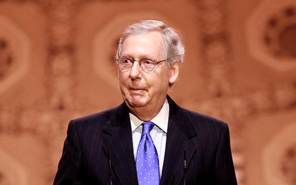 Catholic group gives McConnell's Senate a failing grade