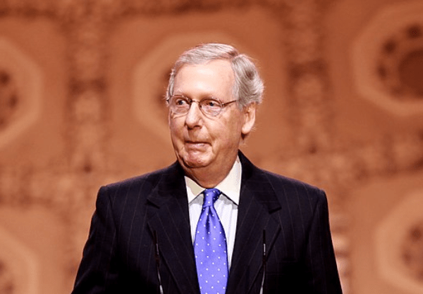 Catholic group gives McConnell's Senate a failing grade