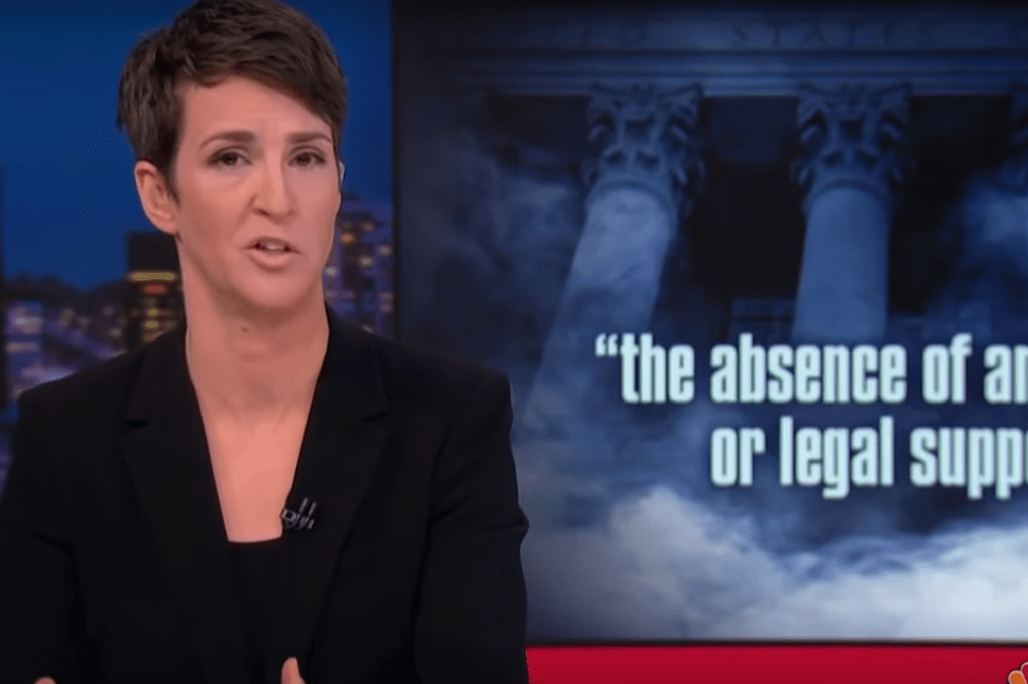 Rachel Maddow exposes Trump's scheme to tamper with juries in all cases involving him