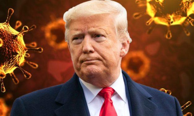 Trump is skewered over pandemic response as #TrumpGenocide goes viral