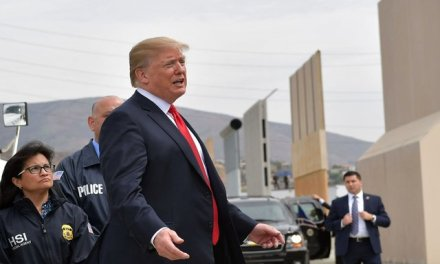 Trump again suggests that Mexico will 'soon' begin paying for his border wall