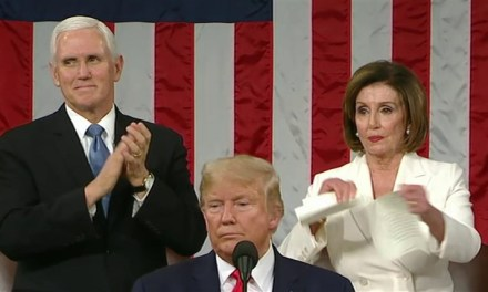 Nancy Pelosi dismantles Trump's Republican 'accomplices' in searing op-ed