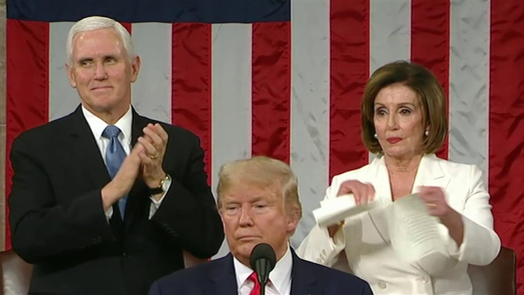 Nancy Pelosi dismantles Trump's Republican 'accomplices' in searing op-ed