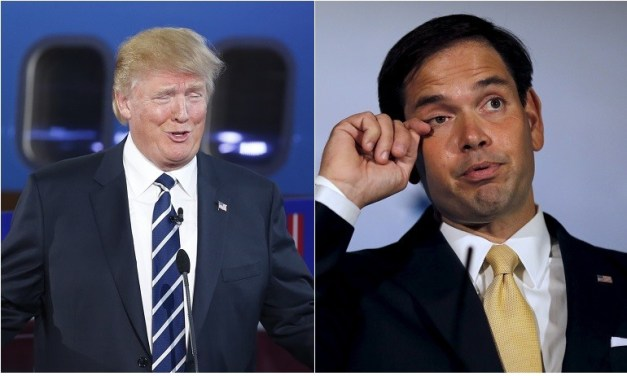 Marco Rubio leveled for whining about criticism of Trump's 'Chinese virus' label