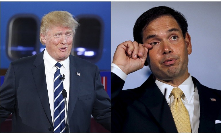 Marco Rubio gets burned to the ground for his pathetic Trump acquittal excuse
