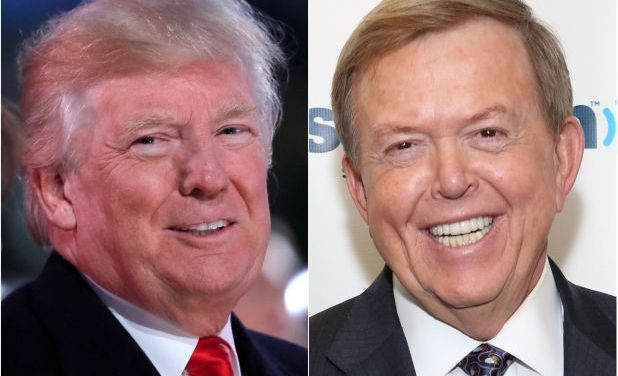 Lou Dobbs: Donald Trump has done more for African-Americans than any POTUS 'since Lincoln'