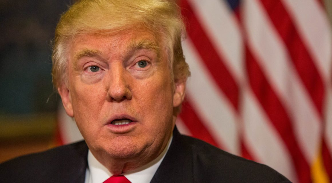 Democratic congressman says House has a perfect way to punish Trump for his DOJ meddling