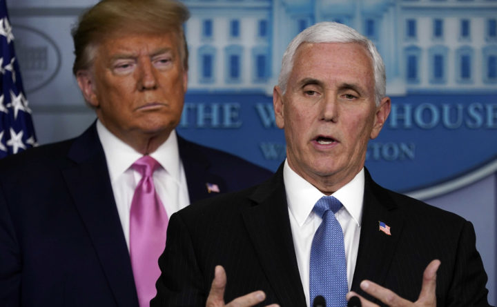 CNN political analyst predicts Trump will dump Pence from 2020 ticket this summer